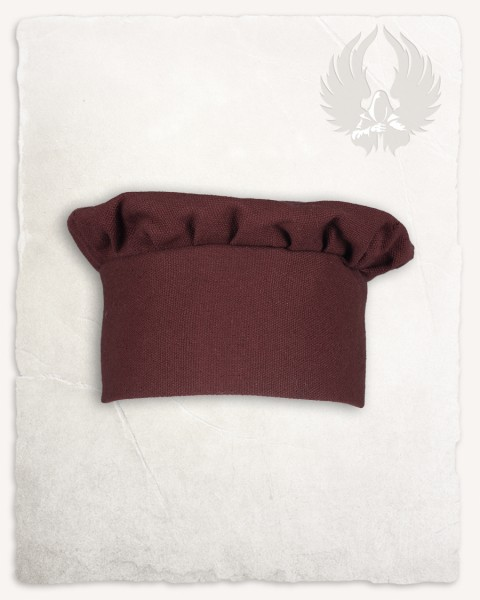 Armin cap canvas bordeaux