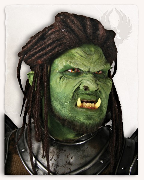 Orc half mask masks and latex applications make up and masks orc half mask solutioingenieria Choice Image