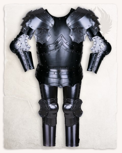 Balthasar set browned & Balthasar set browned | Armour Sets | Plate Armour | Armour | Mytholon