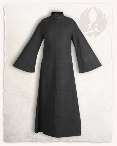 Abraxas Robe Canvas schwarz
