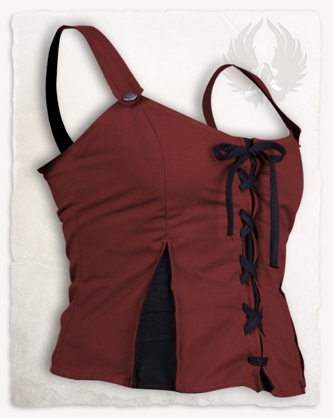 Lea-Mieder-Canvas-bordeaux-XS