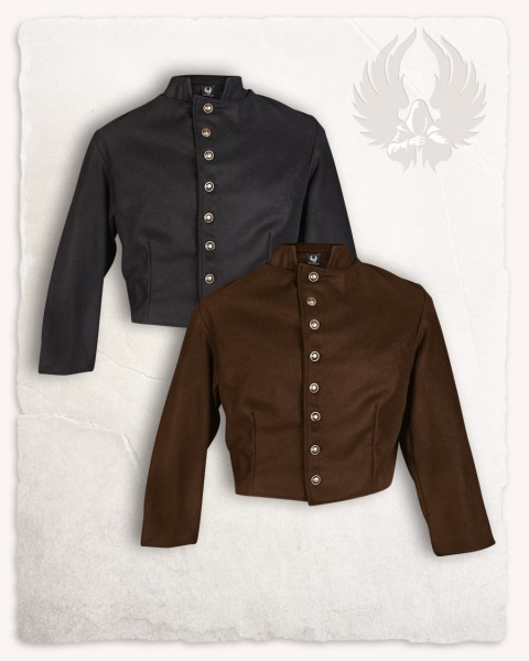 Peary Jacke Wolle