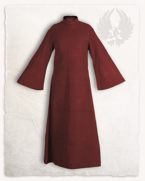 Abraxas Robe Canvas bordeaux