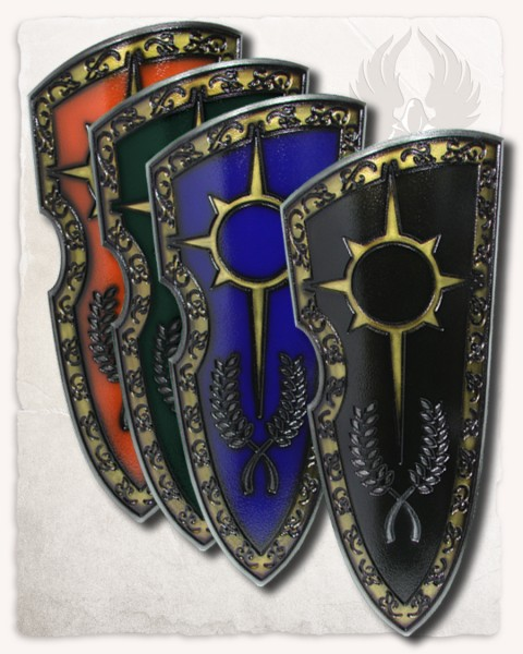 Medieval 2nd Edition Paladinschild