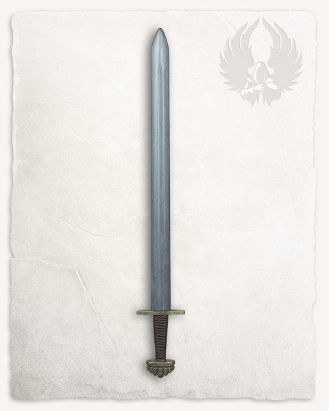 Replica short sword type 12 brass