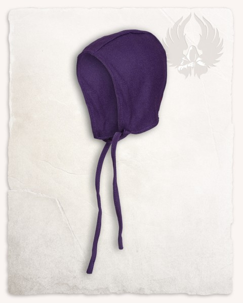 Martinus coif suede purple Limited Edition