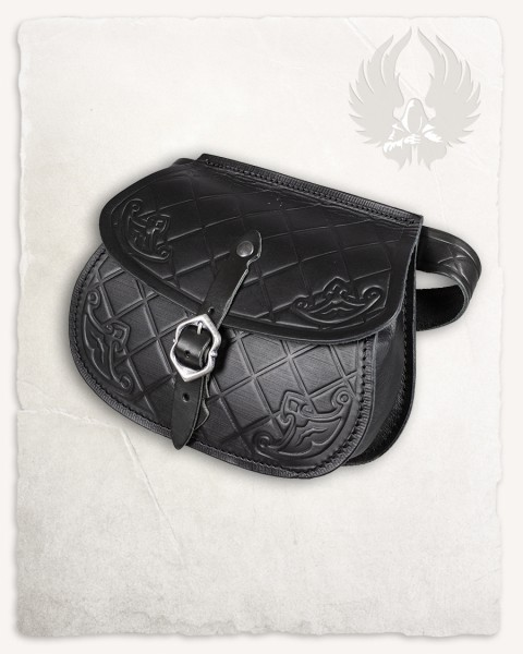Julius beltbag black