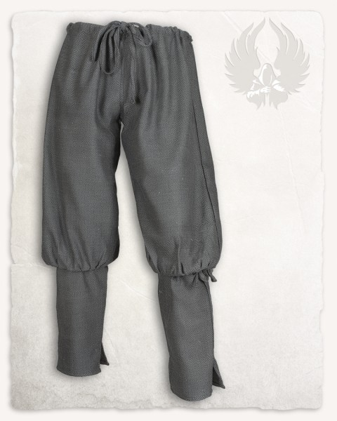 Ketill trousers herringbone grey Limited Edition