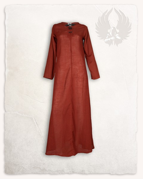 Marita chemise linen copper LIMITED EDITION