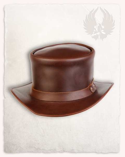 Paddy top hat brown