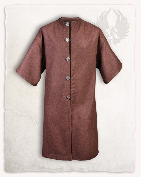 Rudolf coat ool brown