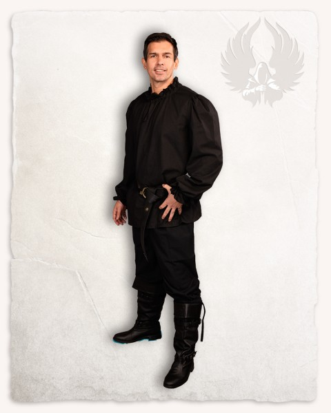 Outfit set Squire Rafael black