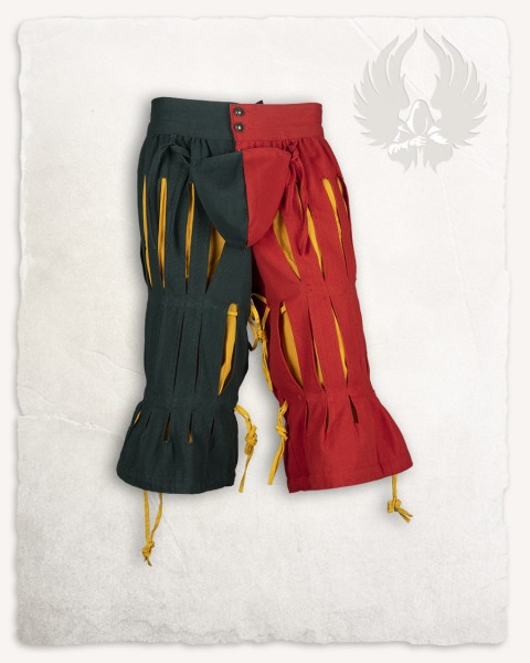 Joerg lansquenet trousers red/green
