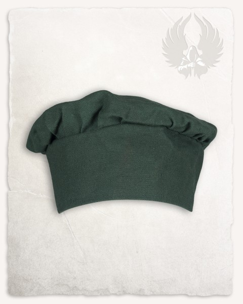 Armin cap canvas green