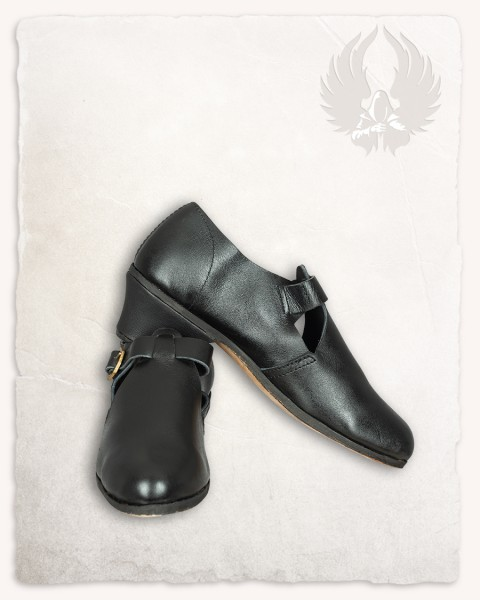 Muriel shoe black