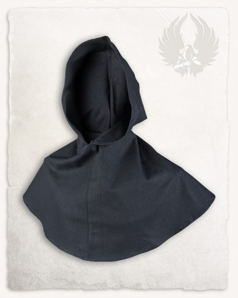 Wolfram hood canvas black
