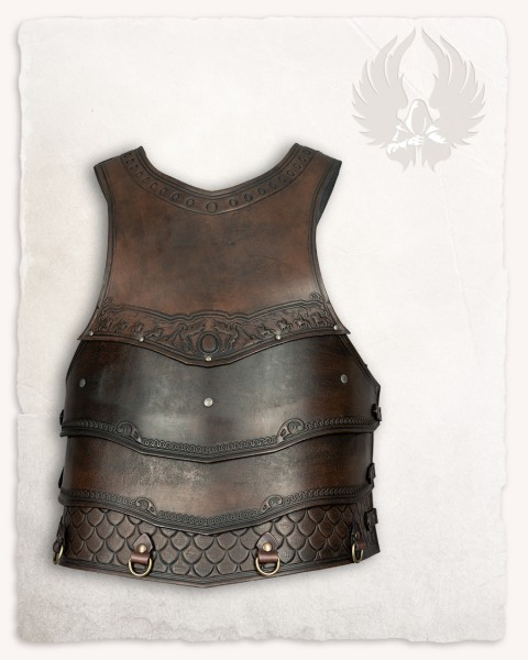 Gawain armour brown