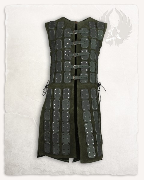 Osric Leather armour green LIMITED EDITION