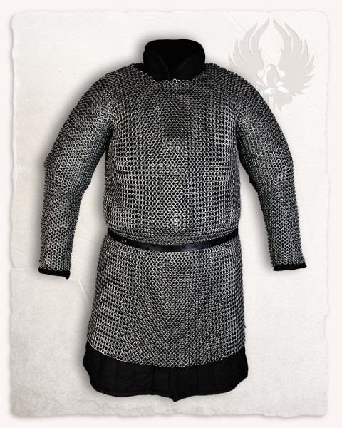 Richard chainmail shirt rivited oiled