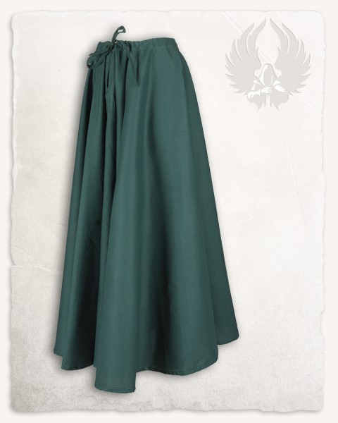 Ursula skirt wool green Limited Edition