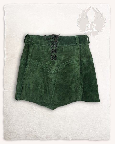 Nuala skirt suede green