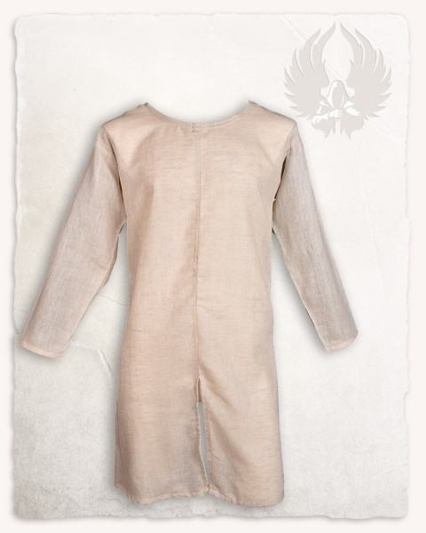 Gadaric tunic linen cream