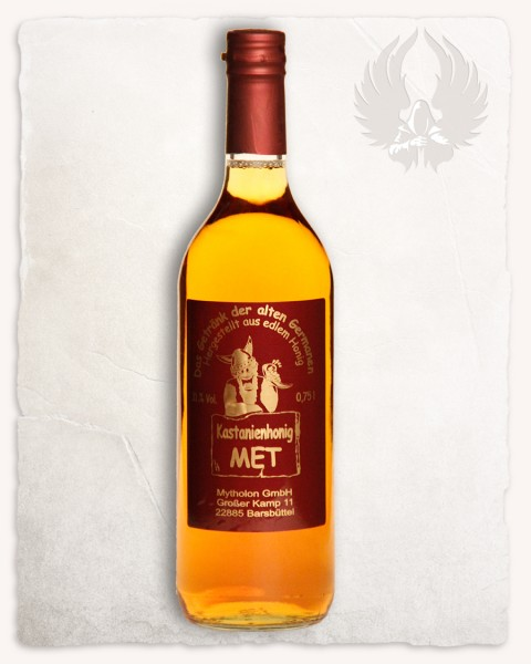 Mead chestnut honey