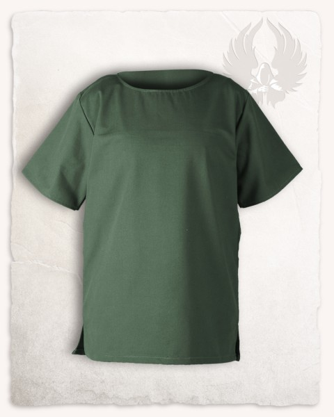 Godwin tunic canvas green