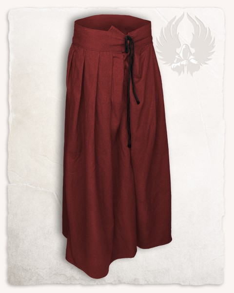 Anna skirt bordeaux
