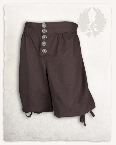 Pantaloni in canvas Tilly marroni - edizione limitata