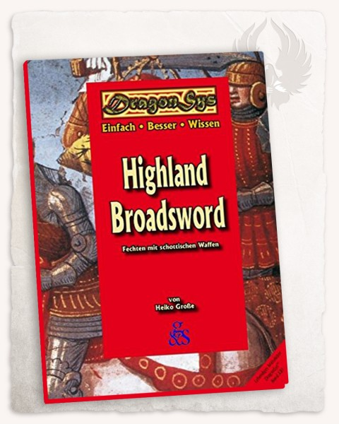 Highland Broadsword (german)