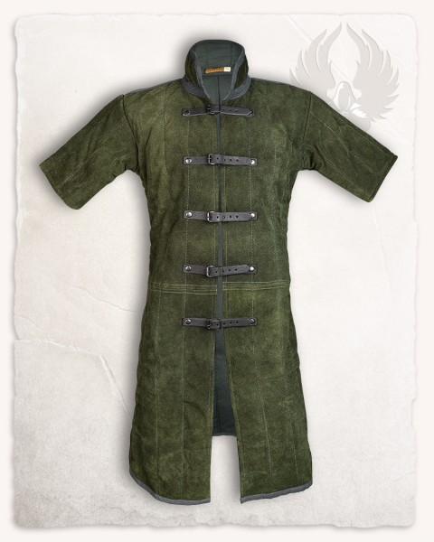 Leopold gambeson suede green LIMITED EDITION
