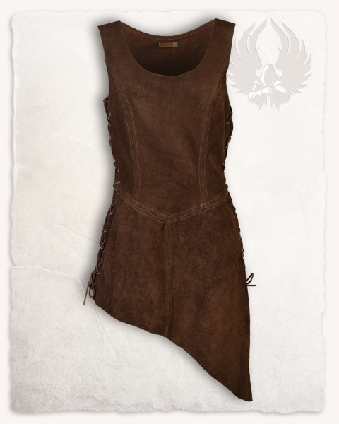 Lunette tabard brown