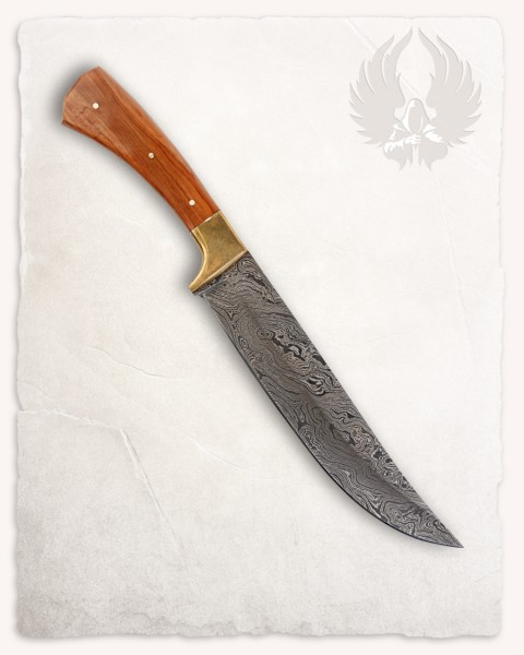 Will damascus steel knife