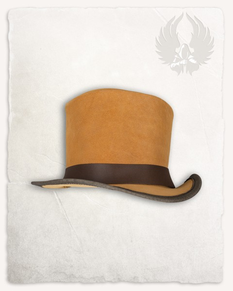 Flat Hat Tepes light brown