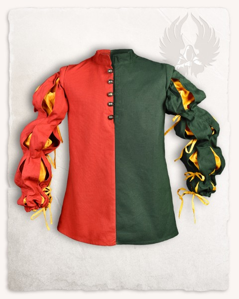 Joerg doublet red/green