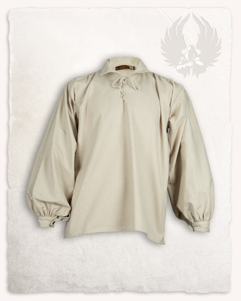 Jonathan shirt canvas cream