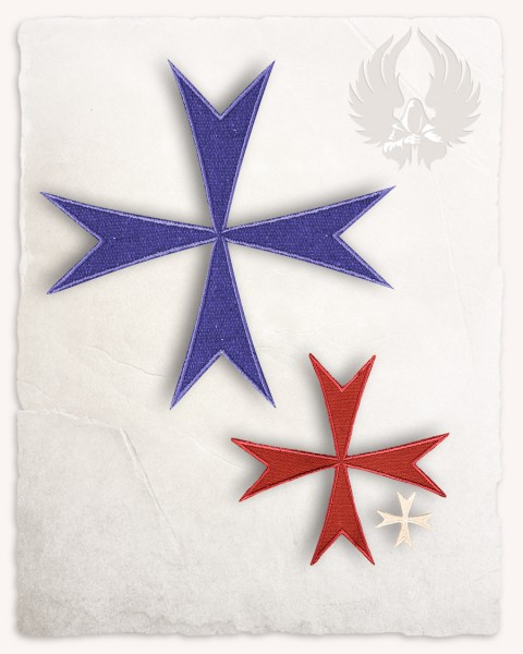 Cross of Malta patch