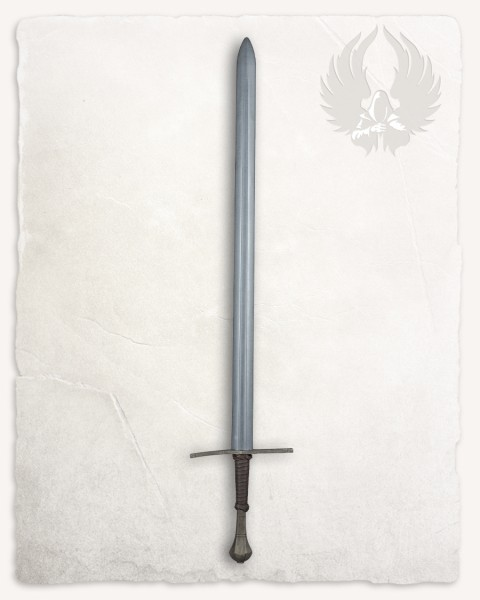 Replica bastard sword type 5 brass