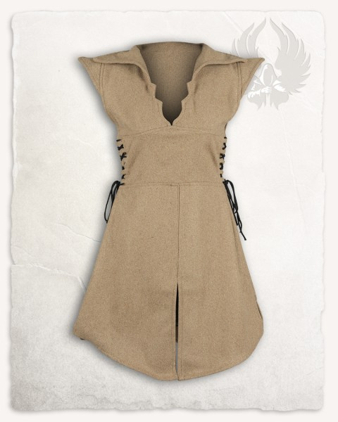 Elyona Tunic wool sand LIMITED EDITION