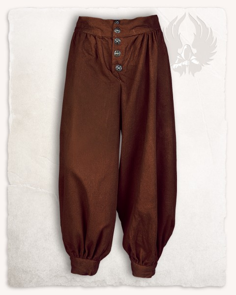 Pantaloni in canvas Ataman
