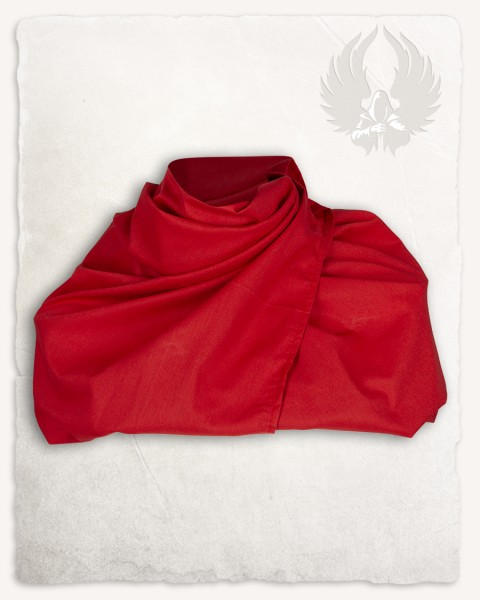Emil scarf red
