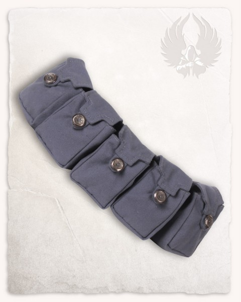 Borchard multipouch gray