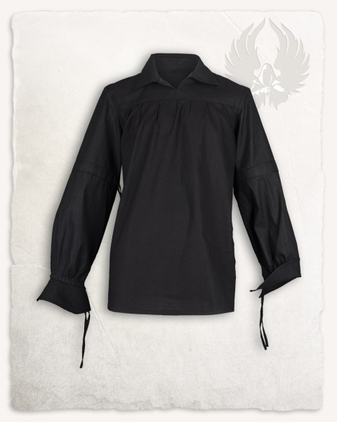 Tilly shirt cotton black