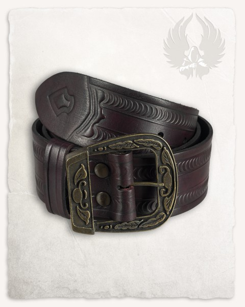 Galvano templar belt red