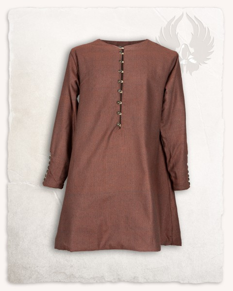 Rafael Tunic Fischgrat Red Limited Edition