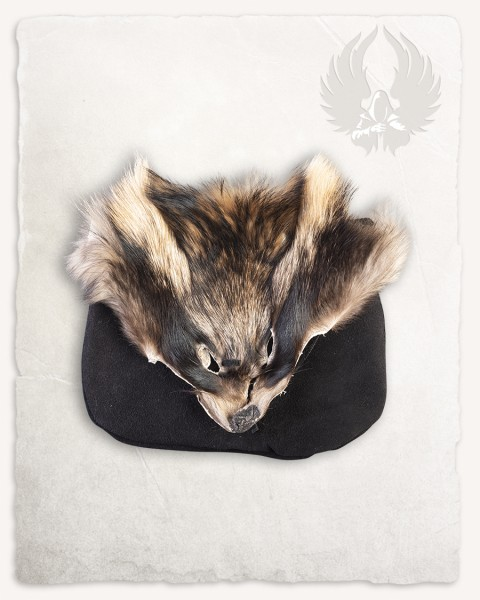 Canis beltbag with für Racoon black