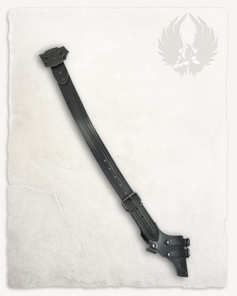 Castagir crossbelt black 2ND ED.