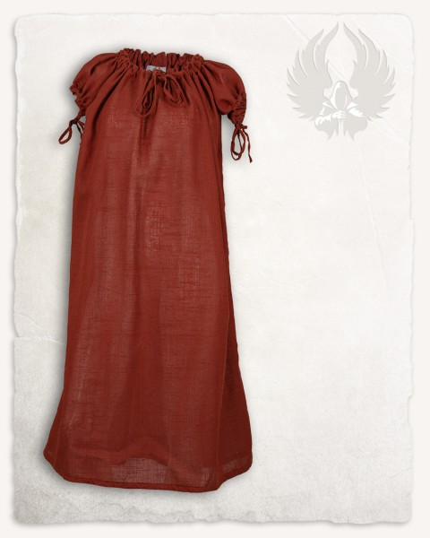 Ursula underdress linen copper LIMITED EDITION