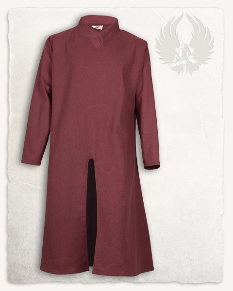 Stepan tunic premium canvas bordeaux
